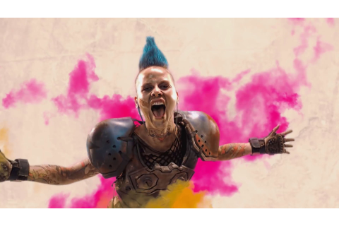 RAGE 2 coming in 2019 - URBAN GAMEPLAY