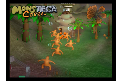 A Monsteca Corral: Monsters vs. Robots Review (WiiWare ...