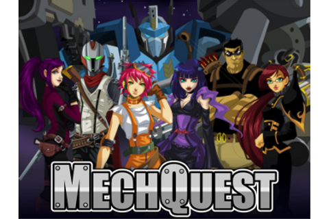 MechQuest (Video Game) - TV Tropes
