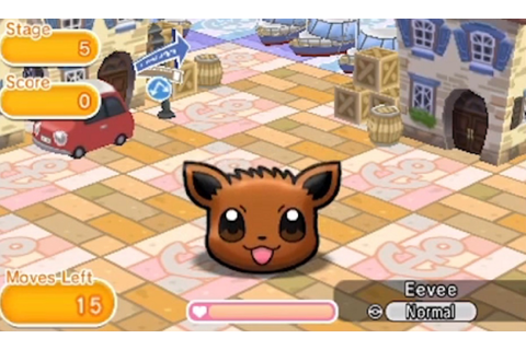 Pokemon Shuffle Review | The Family That Games Together
