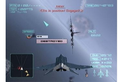 Screens: Ace Combat: Distant Thunder - PS2 (20 of 35)