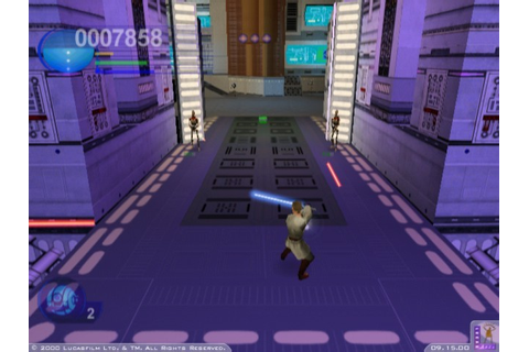 Star Wars Episode I Jedi Power Battles ISO
