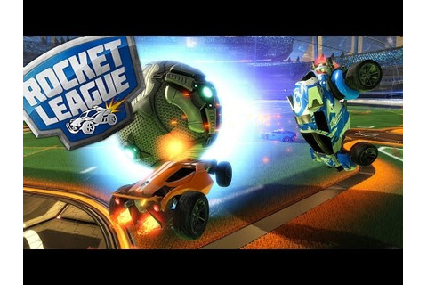 Rocket League - Road To The Top! - 1v1 Ranked {4} - YouTube