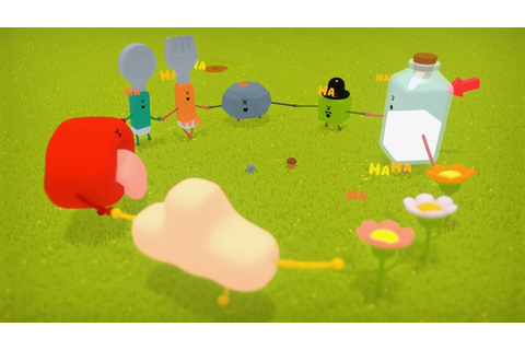 The Lovable 'Wattam' Is Coming To PlayStation 4 And PC ...