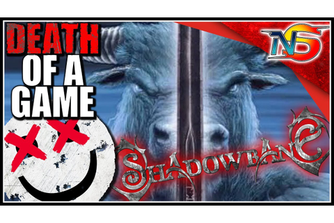 Death of a Game: Shadowbane - YouTube