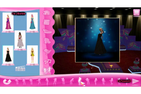 New Studio ~ Barbie Fashion Show an eye for style by Cb ...