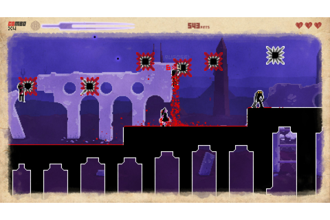 Download They Bleed Pixels Full PC Game