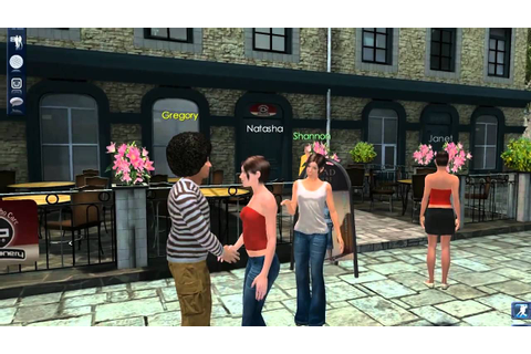 Games Like Twinity - Virtual Worlds for Teens