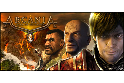 Save 75% on ArcaniA: Fall of Setarrif on Steam