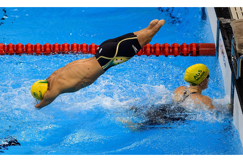 Photos: Paralympian swimmers compete for gold in Rio | KOMO