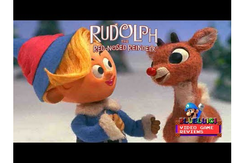 Rudolph the Red Nosed Reindeer (Wii and DS) - Blueluigi ...