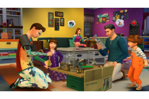 Review: The Sims 4: Parenthood