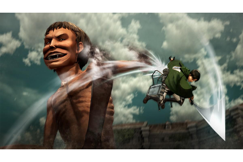'Attack On Titan' Review: The First Game For The Series ...