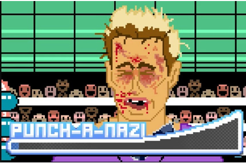TBS-Owned 'Super Deluxe' Game 'Punch-a-Nazi' Makes Players ...