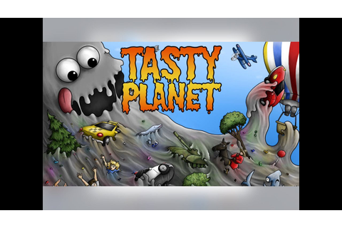 Tasty Planet by Dingo Games Inc. Iphone Gameplay - YouTube