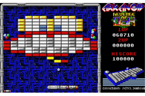 Download Arkanoid: Revenge of DOH - My Abandonware