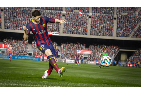 FIFA 15 revealed: The beautiful game gets more emotional ...