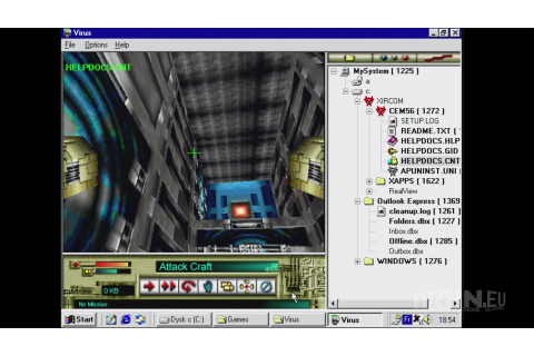 Download Virus: The Game (Windows) - My Abandonware