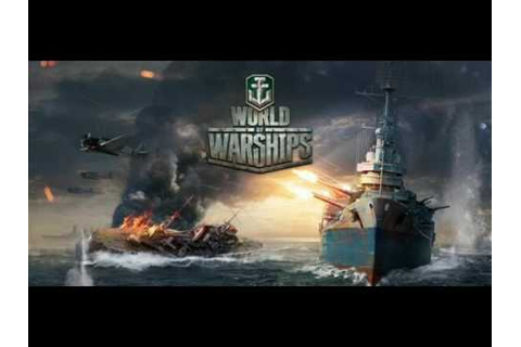 World of Warships OST - The Tomorrow War (Philippines Port ...