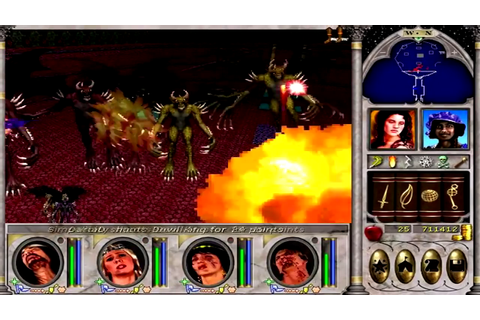 Might and Magic VIII: Day of the Destroyer Download Game ...