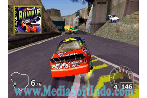 Free Download Game Nascar Rumble PS1 For PC Full (ISO ...