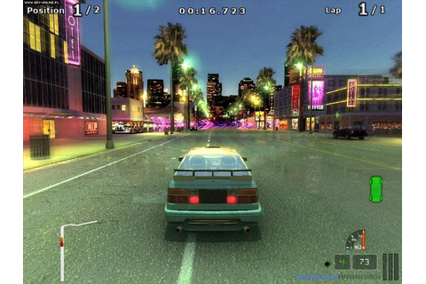 L.A. Street Racing - screenshots gallery - screenshot 1/7 ...