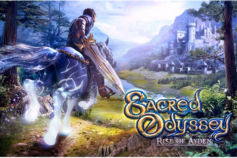 New Gameloft Title Sacred Odyssey: Rise of Ayden Launched ...