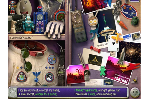 I Spy Fantasy > iPad, iPhone, Android, Mac & PC Game | Big ...