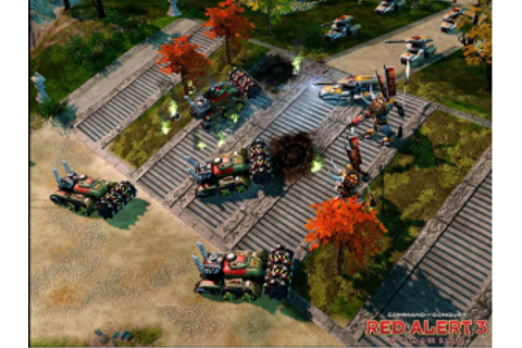 Preview Command & Conquer : Alerte Rouge 3 : La Révolte ...