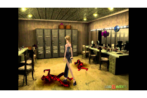 Parasite Eve - Gameplay PSX (PS One) HD 720P (Playstation ...