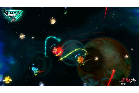 In Space We Brawl Coming to PS4, PS3 – PlayStation.Blog