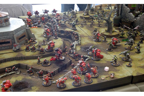 Warmachine Tabletop Game Miniatures Storage « List of post ...