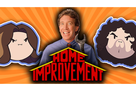 Home Improvement: Power Tool Pursuit - Game Grumps - YouTube