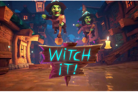 Download Witch It · Download Games