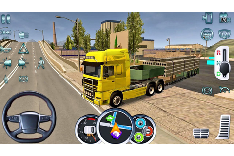 Euro Truck Driver 2018 #26 - New Truck Game Android ...