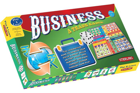 Sterling Business Board Game - Business . shop for ...
