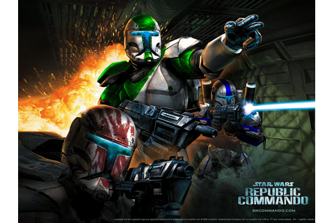 Star Wars Republic Commando Video Game Wallpaper Hd ...