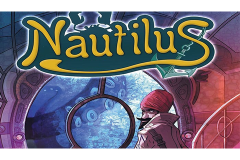 How to play Nautilus | Game Rules | UltraBoardGames