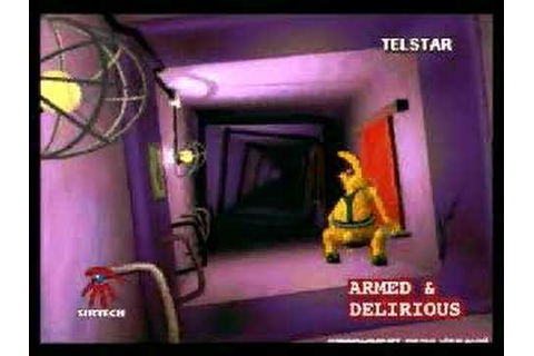 Armed and Delirious (Game Trailer) - YouTube