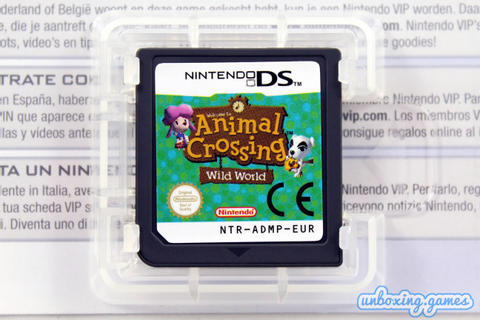 Animal Crossing : Wild World [FAH] Nintendo DS (2006 ...