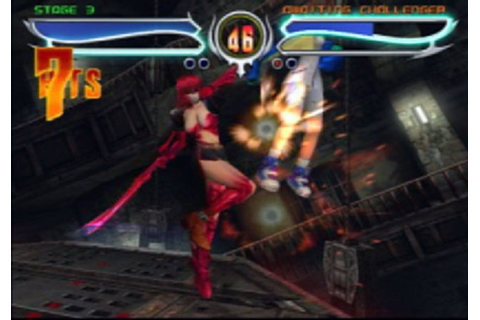 All Bloody Roar 4 Screenshots for PlayStation 2