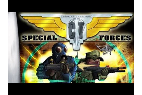 CT Special Forces gameplay video (GBA) - YouTube