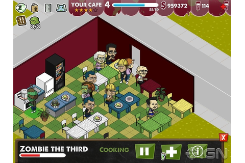 Zombie Cafe Screenshots, Pictures, Wallpapers - iPad - IGN