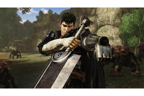 Berserk and the Band of the Hawk: 7 Minutes of Gameplay ...