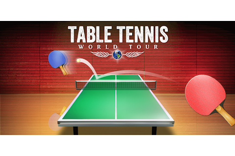 Table Tennis World Tour - The 3D Ping Pong Game - Apps on ...