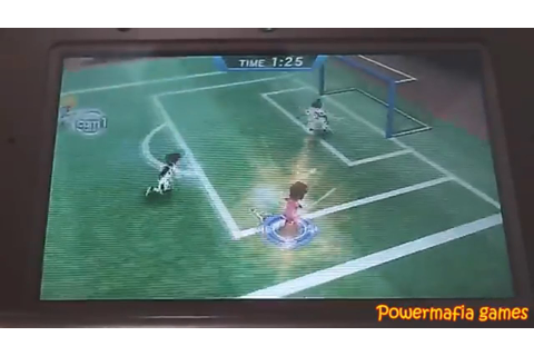 Deca Sports Extreme - 3DS - Futebol - YouTube