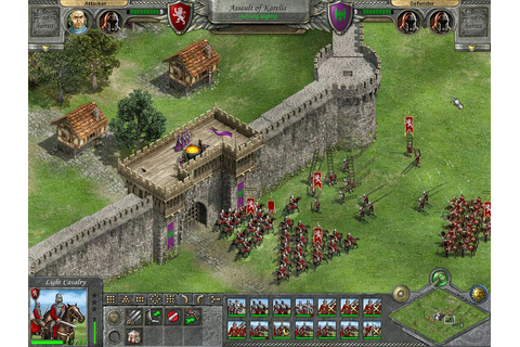 Knights Of Honor Game - Free Download Full Version For Pc
