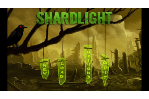 Game Review - Shardlight by Wadjet Eye Games - YouTube