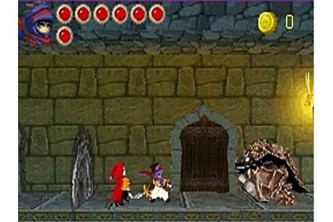 Prince of Persia: The Fallen King Review for Nintendo DS