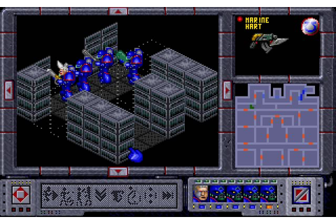 Download Space Crusade strategy for DOS (1992 ...